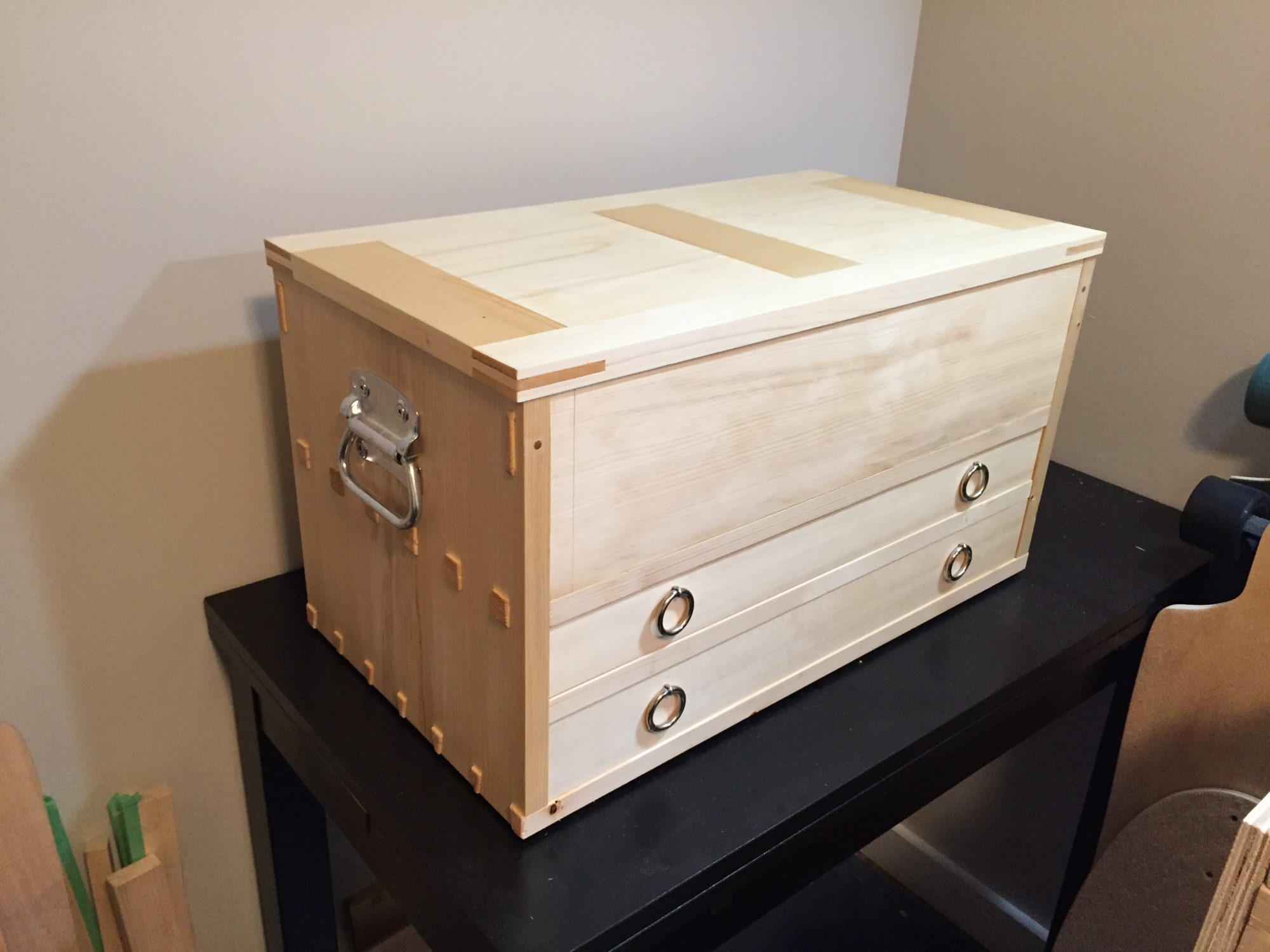 Making a Tool Chest