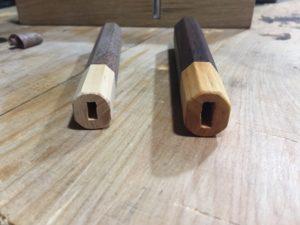 Dowel Wa-Handle Method